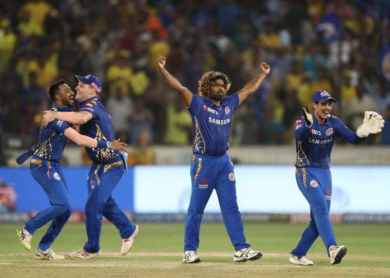 मुंबई इंडियंस की टीम
