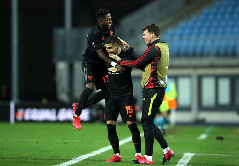 Another great Europa League win for the Red Devils