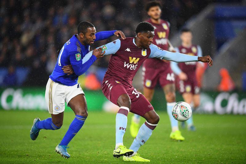 Leicester City host Aston Villa in the Premier League