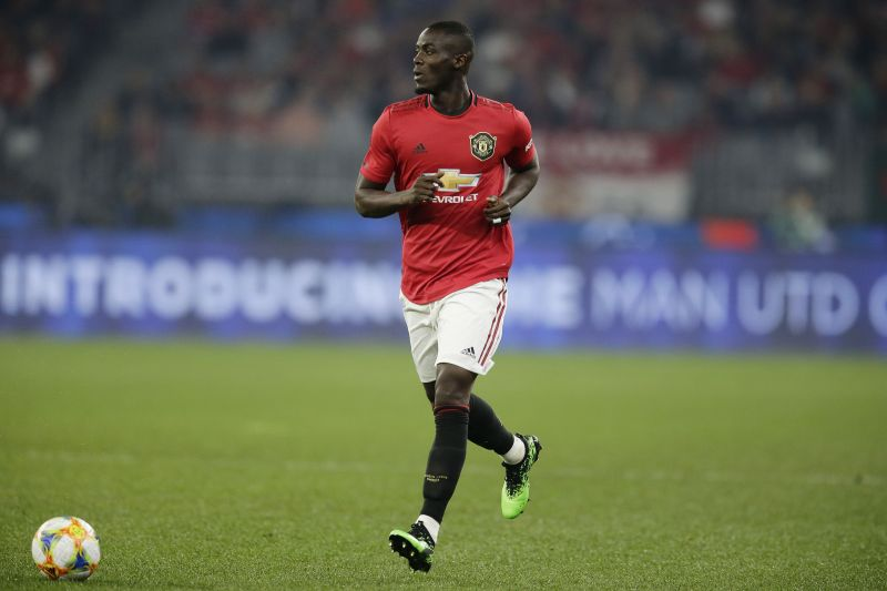 Bailly continued his return to first-team football with an assured display at the back