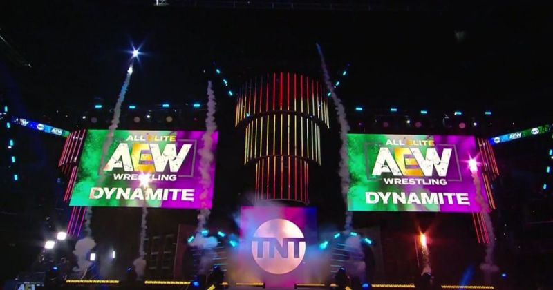 AEW Dynamite.