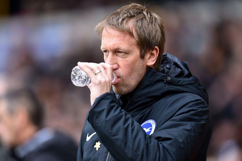 Brighton & Hove Albion boss - Graham Potter
