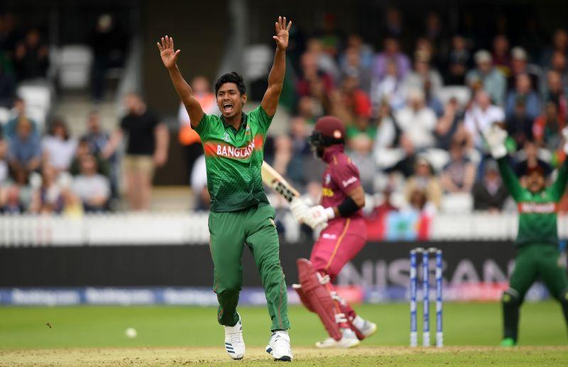 Mustafizur Rahman has fallen down the pecking order for Bangladesh in recent months