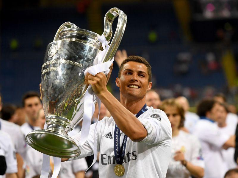 Real Madrid icon Cristiano Ronaldo