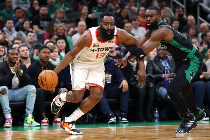 Houston Rockets v Boston Celtics Brooklyn Nets v Charlotte Hornets