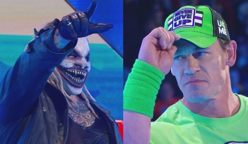 The Fiend will look to regain his aura by making the legendary John Cena his latest victim.