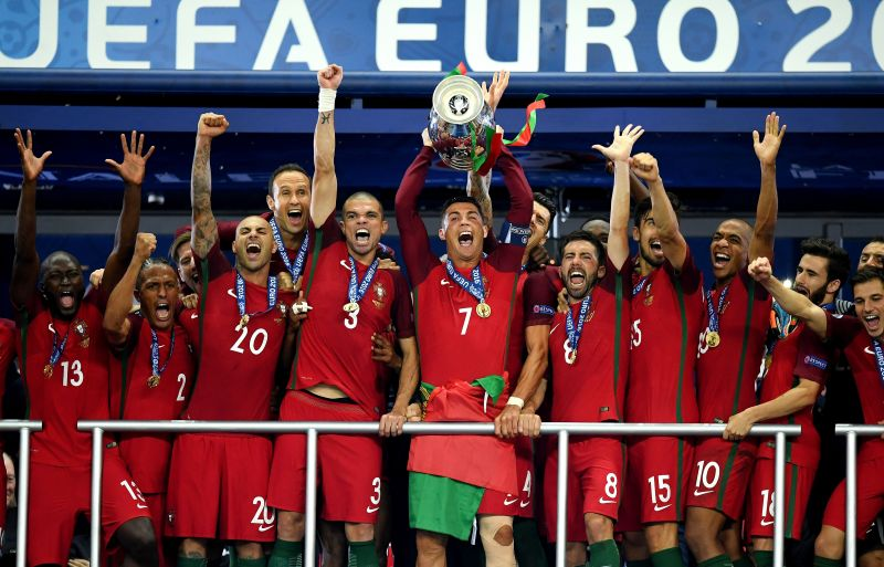 Euro 2016 - won by Portugal - was seen as a weaker and watered down tournament