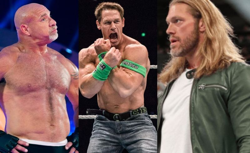 Goldberg, John Cena, and Edge are all set to play major roles at WrestleMania 36