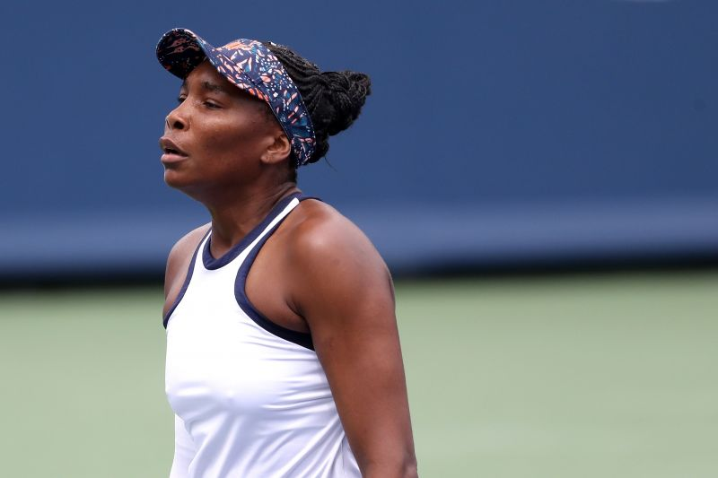 Venus Williams has struggled for any sort of form in the new season.