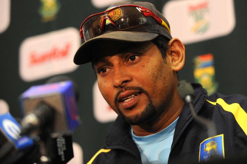 Tillakaratne Dilshan is the captain of Sri Lanka Legends