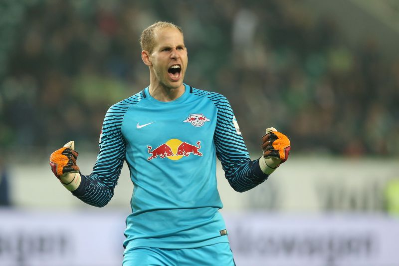 The Hungarian has been a leader at the back for Leipzig