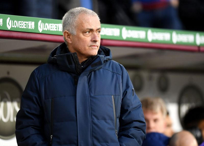 Mourinho has won at every club he has been but is struggling to find the same success with Spurs.