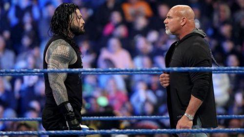 Reigns/Goldberg