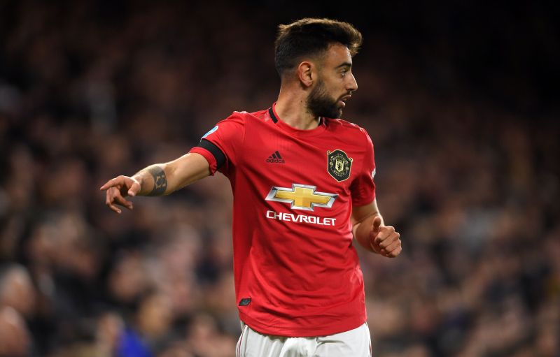Bruno Fernandes has made an instant impact for Manchester United.
