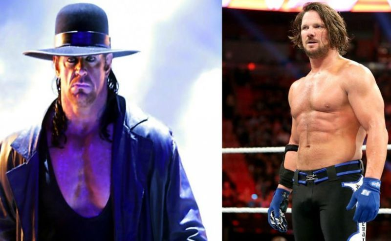 The Undertaker boasts of an illustrious 24-2 record at The Grandest Stage of Them All