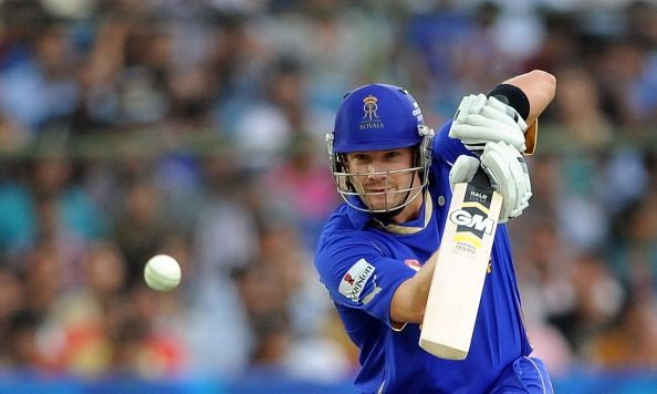 Shane Watson was the cornerstone of Rajasthan Royals