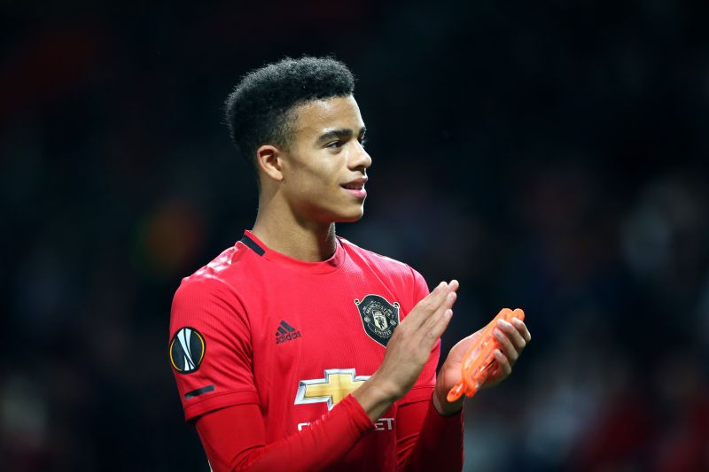 Mason Greenwood has enjoyed a breakout season at Manchester United