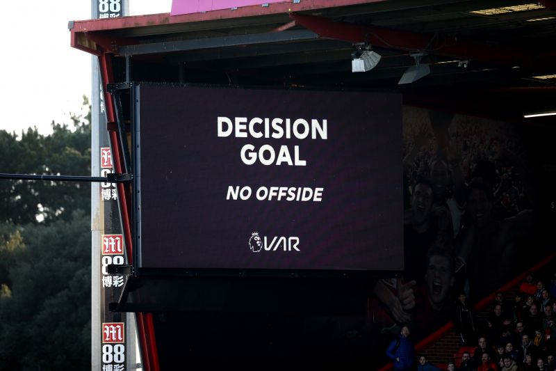 VAR has been widely inconsistent with  on-pitch decisions