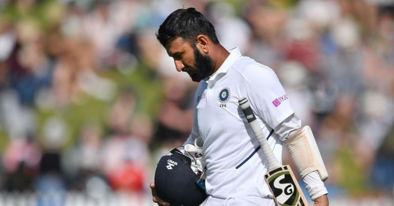 Pujara had an extremely poor series by his standards