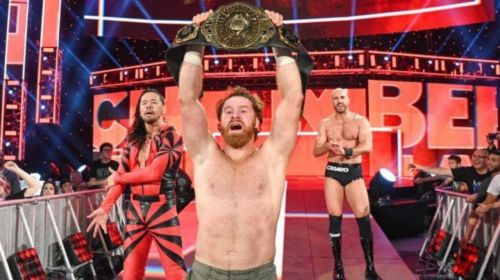 Image result for elimination chamber sami zayn