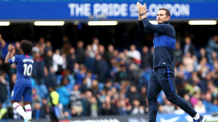 Can Lampard deliver a title in his first year?