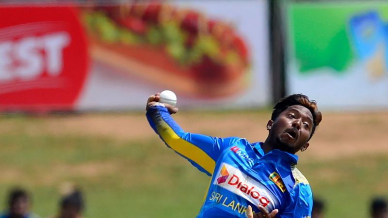 Akila Dananjaya was said to be a Mystery spinner when he came on to the scene
