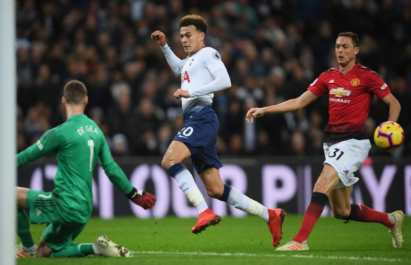 A wonder goal from Dele Alli couldn