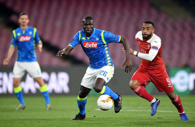 Kalidou Koulibaly could help to strengthen Manchester City
