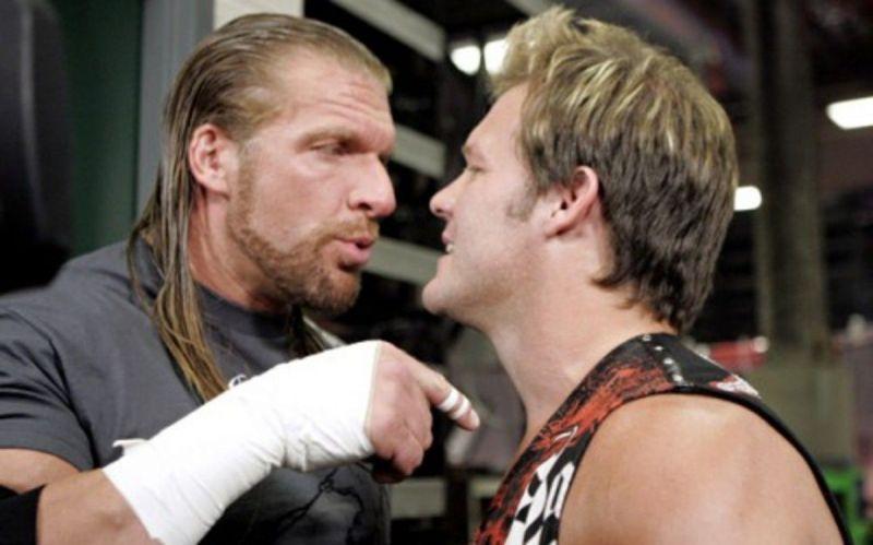 Jericho ad Triple H