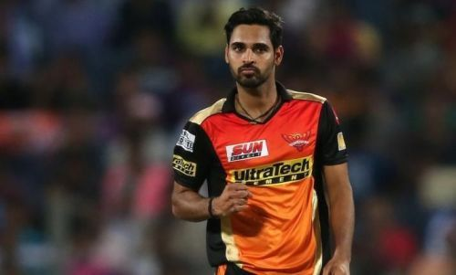 Bhuvneshwar Kumar is the only bowler to win the Purple Cap award twice