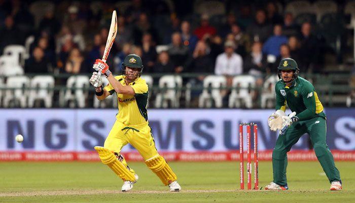 र्नर ने 173 रनों की शानदार पारी खेली थी