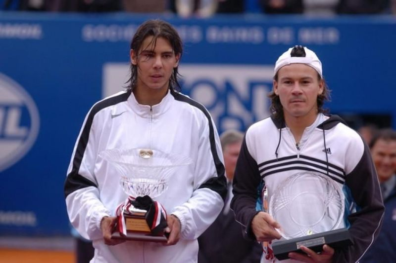Nadal lifted his 1st Masters 1000 title at 2005 Monte Carlo.