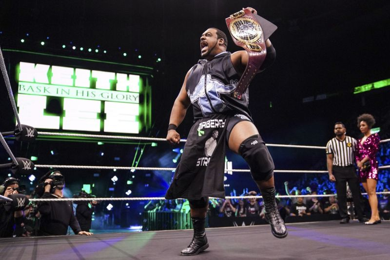 Keith Lee is the NXT North American Champion!