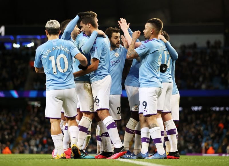 Manchester City have been impressive in front of goal this season