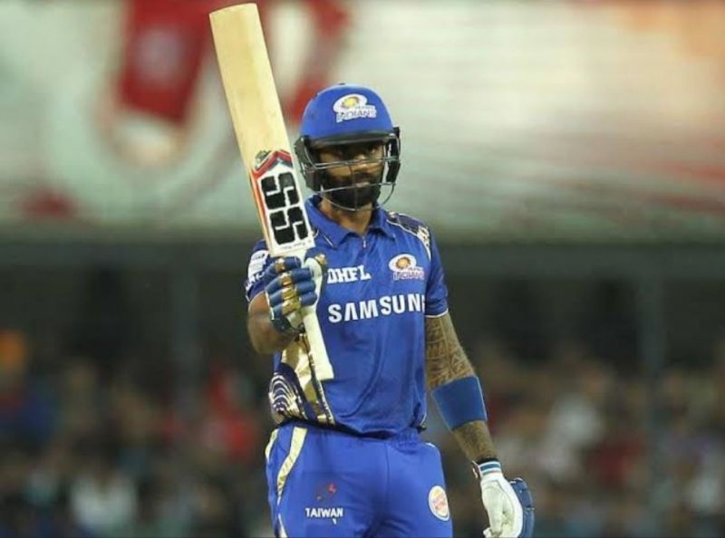Suryakumar Yadav will play a pivotal role in the middle order
