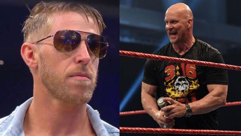 Orange Cassidy and Stone Cold