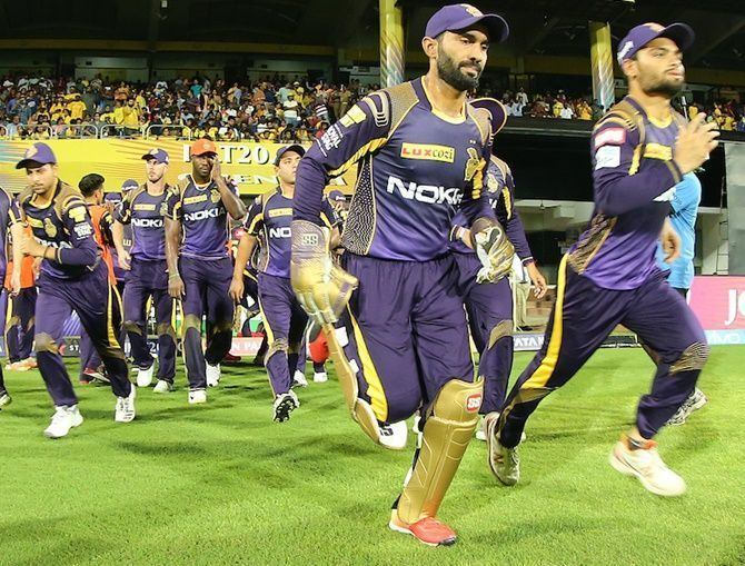 Kolkata Knight Riders will be hoping to win their third IPL title