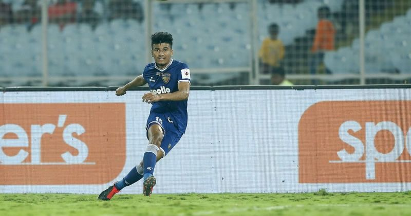 Anirudh, like most of the Chennaiyin squad, has tided over his difficulties expertly