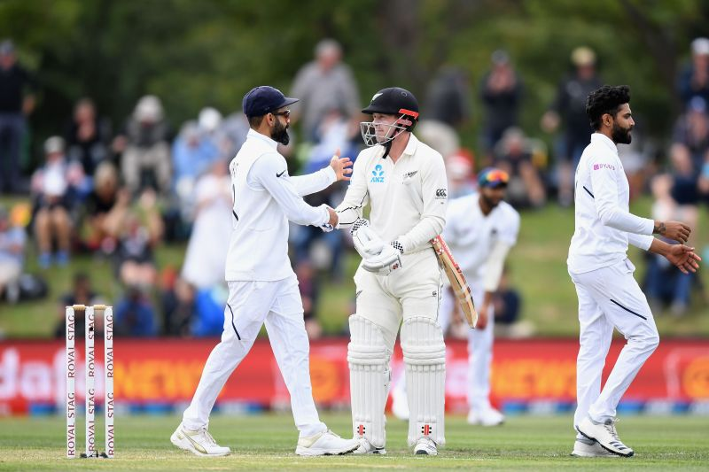 New Zealand outplayed India in the two Tests
