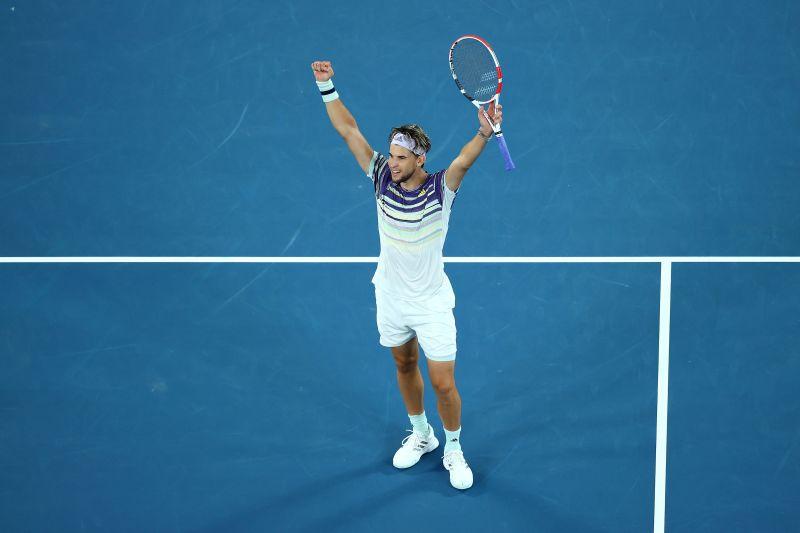 Dominic Thiem reached the final of Australian Open 2020