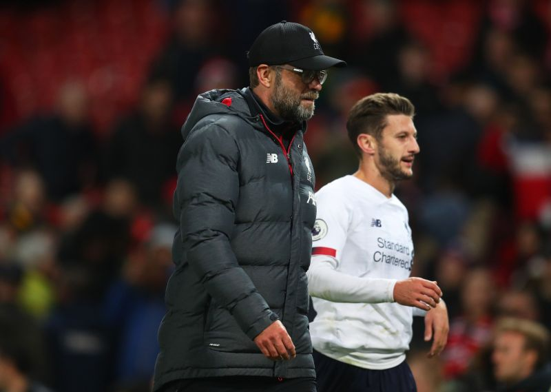 Adam Lallana looks set to depart Liverpool on a free transfer at the end of the season