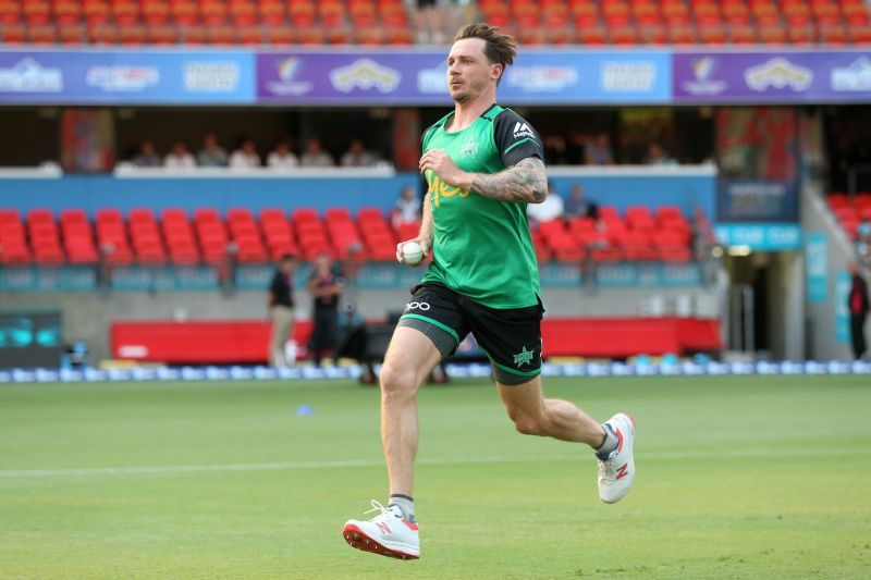 Steyn talked about the importance of sport in South Africa