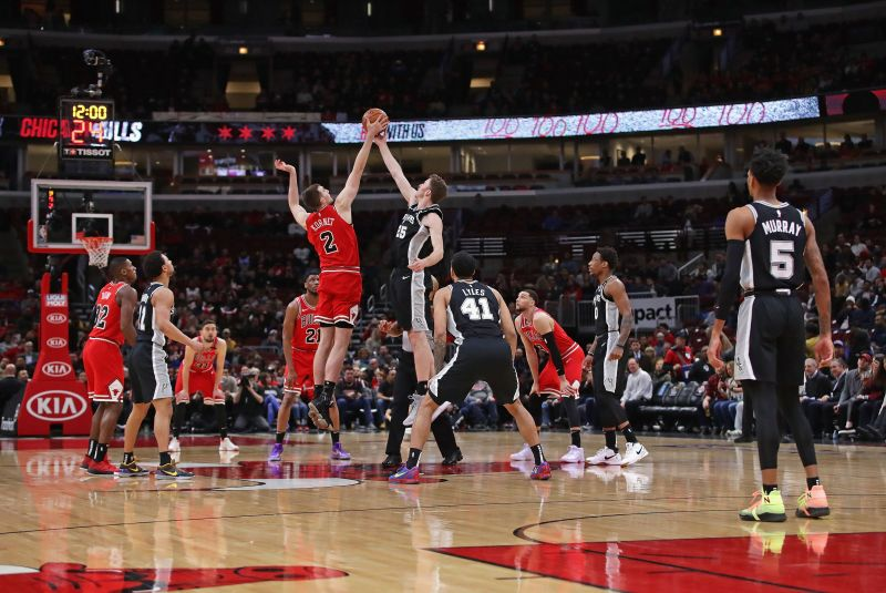 San Antonio Spurs v Chicago Bulls
