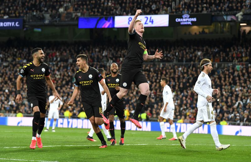 De Bruyne could break the assist record in the Premier League this season.