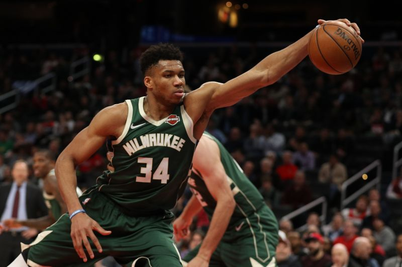 Milwaukee Bucks will be without the services of Giannis Antetokounmpo