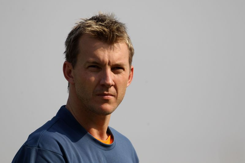 Brett Lee played for Kings XI Punjab and Kolkata Knight Riders in the IPL