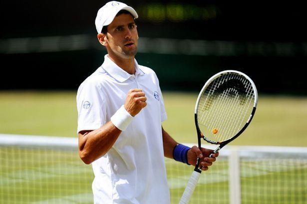 .Novak Djokovic