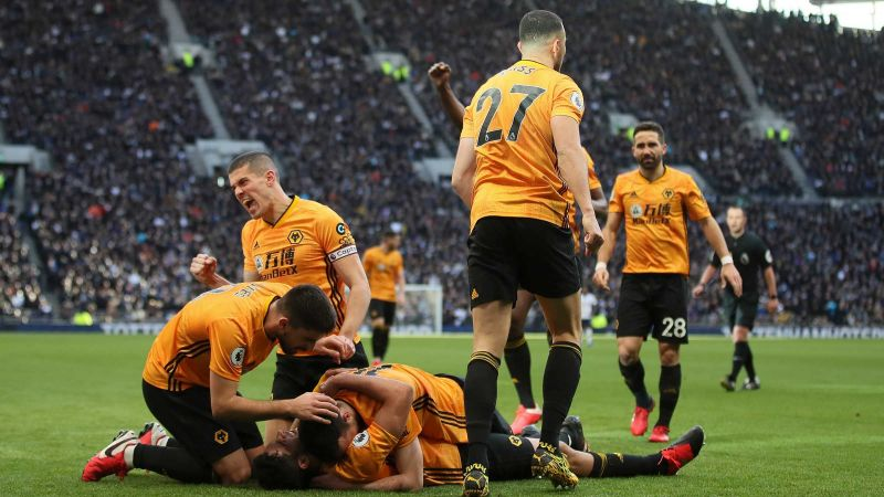 Wolves sure know how to stage a comeback