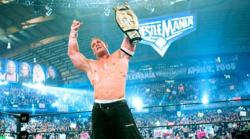 Which is the greatest Championship defense in WrestleMania history? A pretty good match