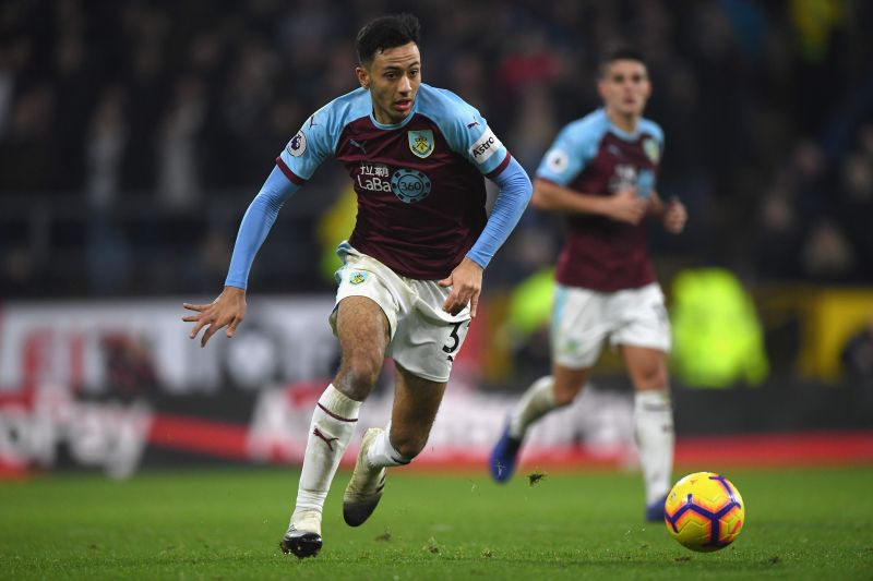 Dwight McNeil is a regular feature of Sean Dyche